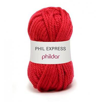 Phildar Phil Express Pivoine (5)