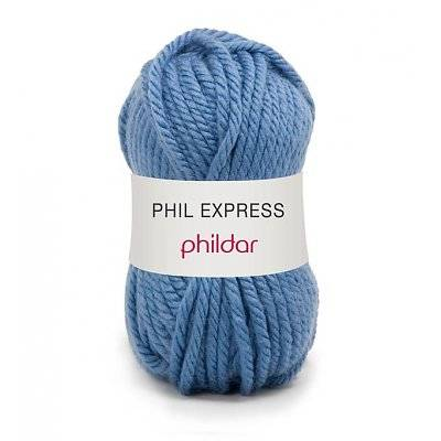 Phildar Phil Express Bleuet (9)