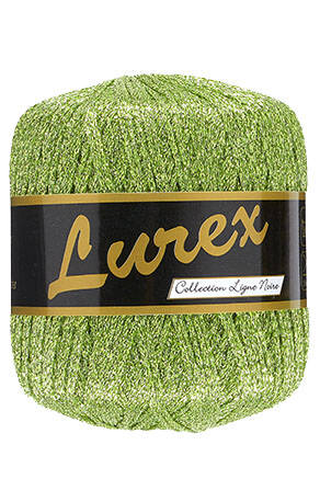 Lammy Yarns Lurex 07 Groen