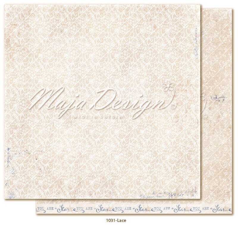 Maja Design - 1031 - Denim & Girls - Lace