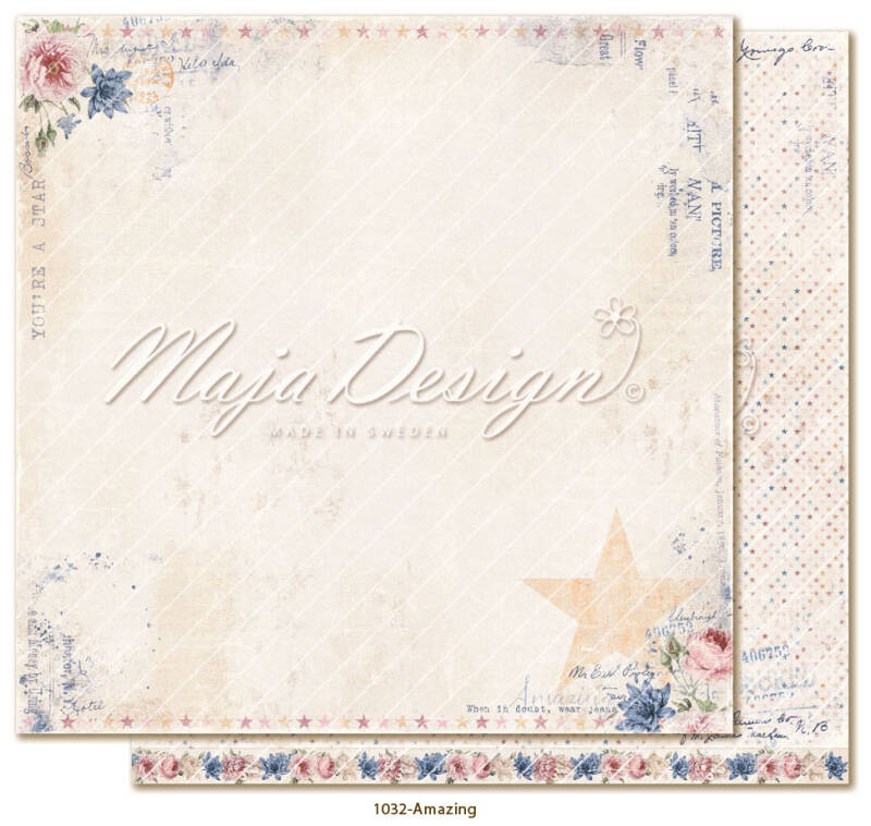 Maja Design - 1032 - Denim & Girls - Amazing