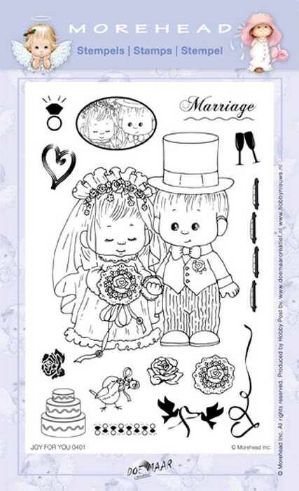 Morehead Clear Stamp 0401