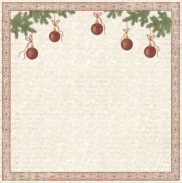 Maja Design - 560 - It's Christmas Time - Deck the Halls