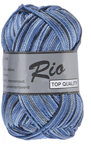 Lammy Yarns Rio Multi Color 624