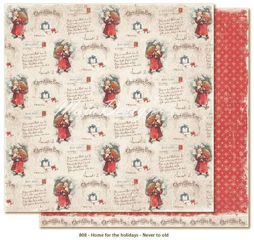 Maja Design - 808 - Home for the Holidays - Never to Old