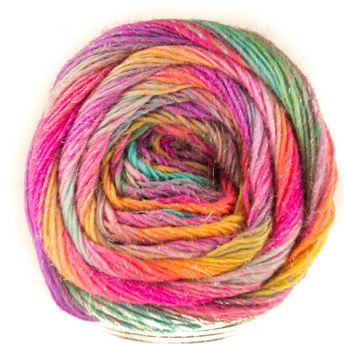 Lang Yarns Mille Colori Socks&Lace Luxe 0053