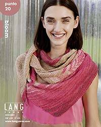 Breiboek Lang Yarns Punto 20 Bloom
