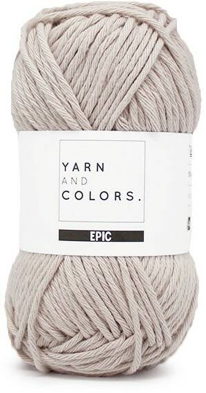 Yarn and colors Epic 004 birch