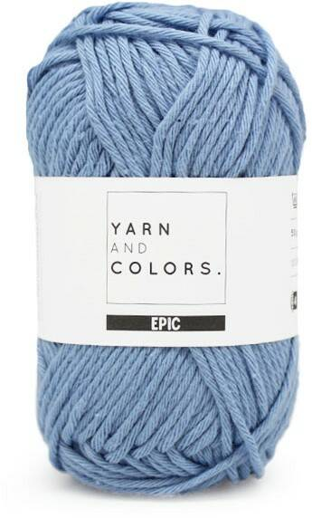 Yarn and colors Epic 062 larimar