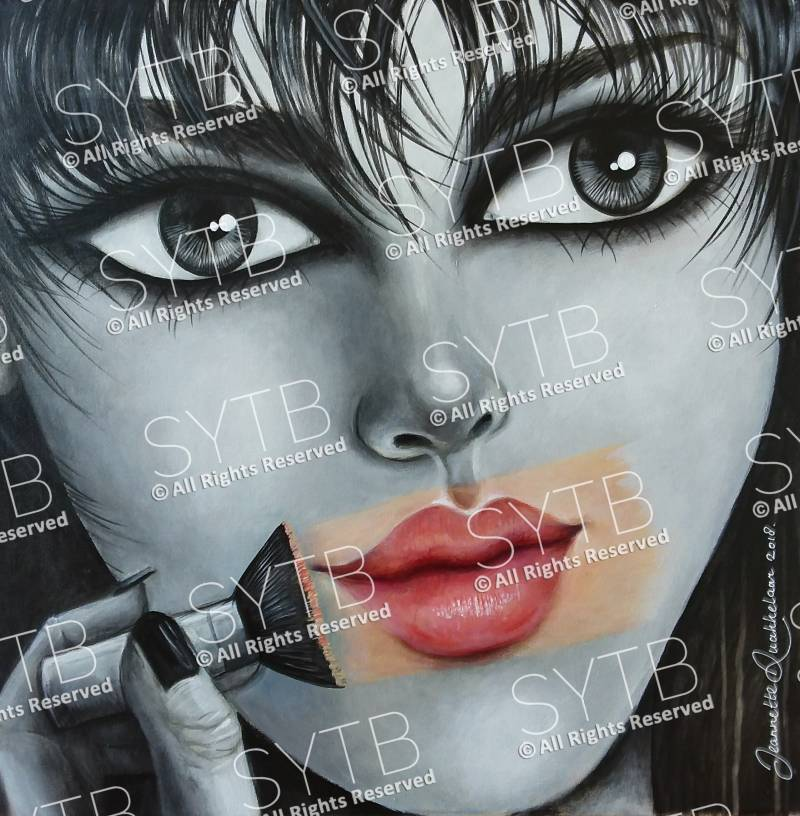 SYTB☆Affectionate Beauty 2018 (Giclée)