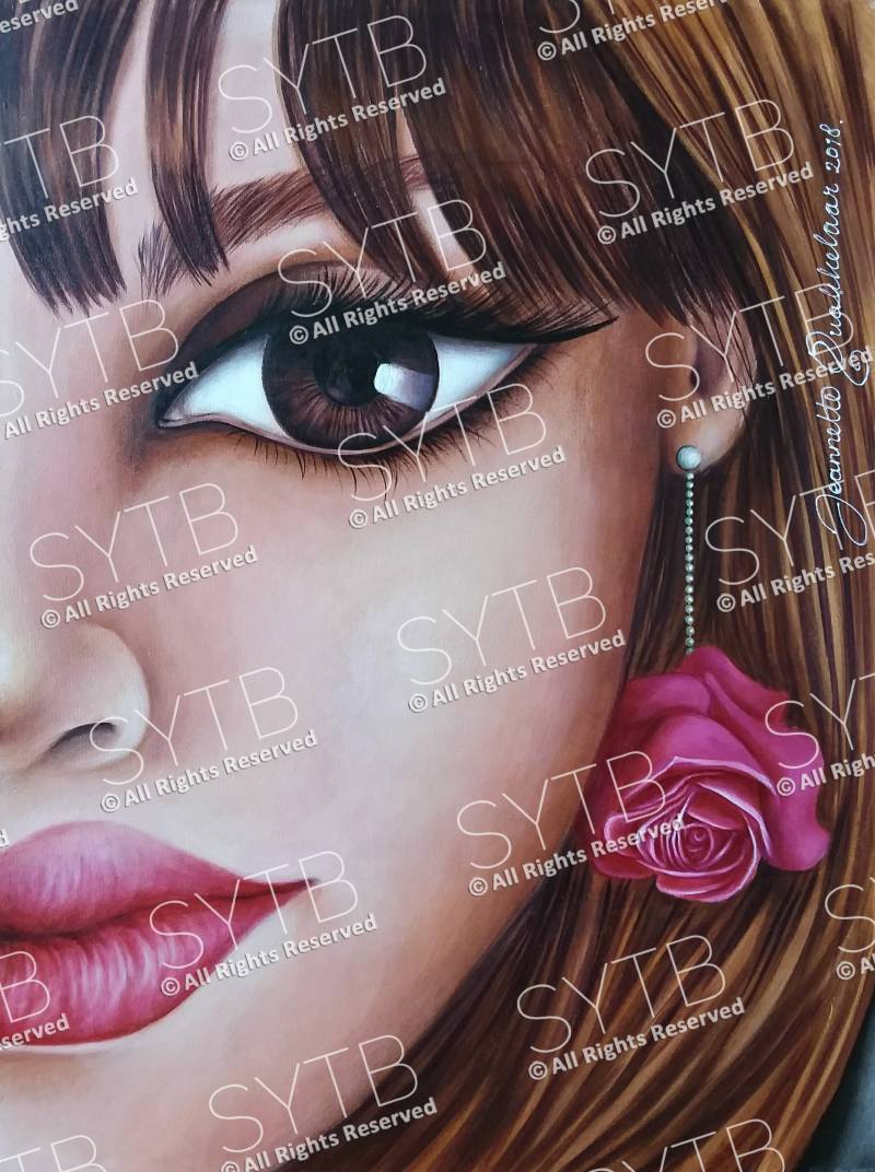 SYTB☆Half the Beauty 2018 (Giclée)