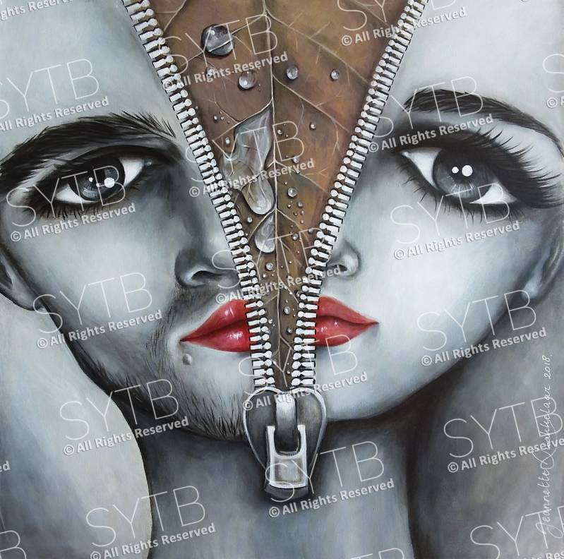 SYTB☆Divided Beauty 2018 (Giclée)