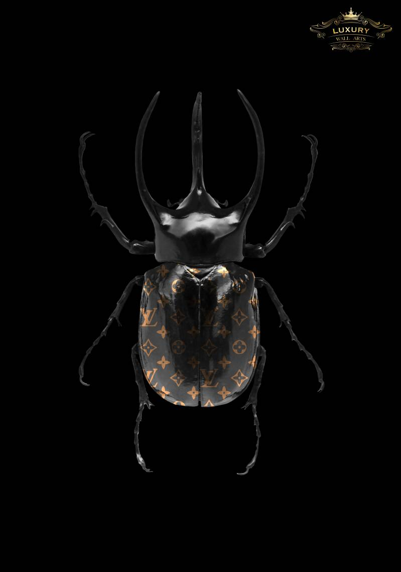 Louis Vuitton Beetles (by Mr. Smit)