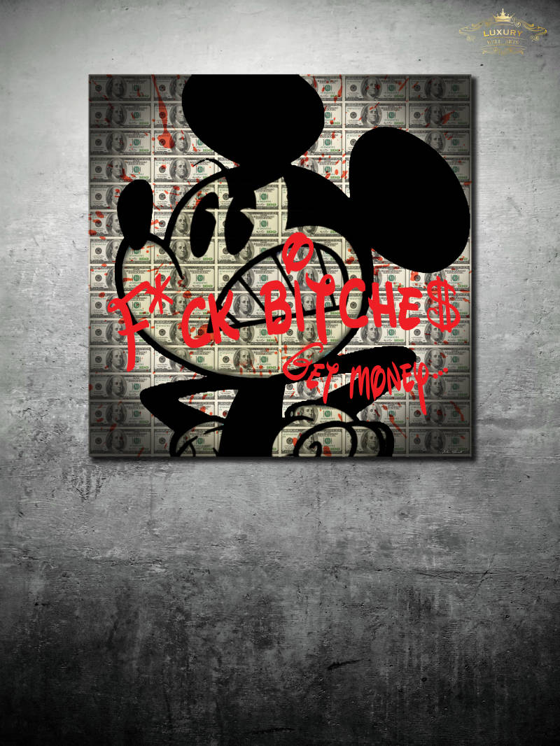 Mickey Mou$e (by Mr. Smit)