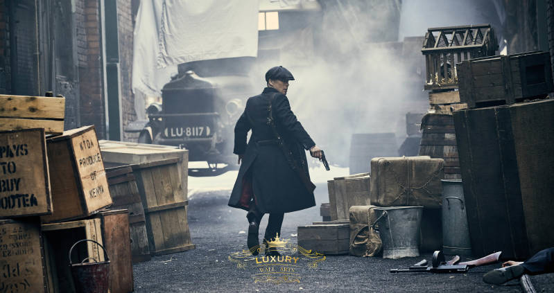 "Peaky Blinders ""Tommy Shelby"""