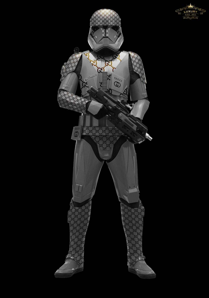 Gucci Stormtroopers