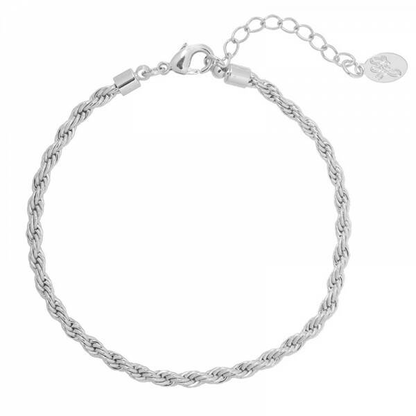 Armband Chain Reaction Zilver