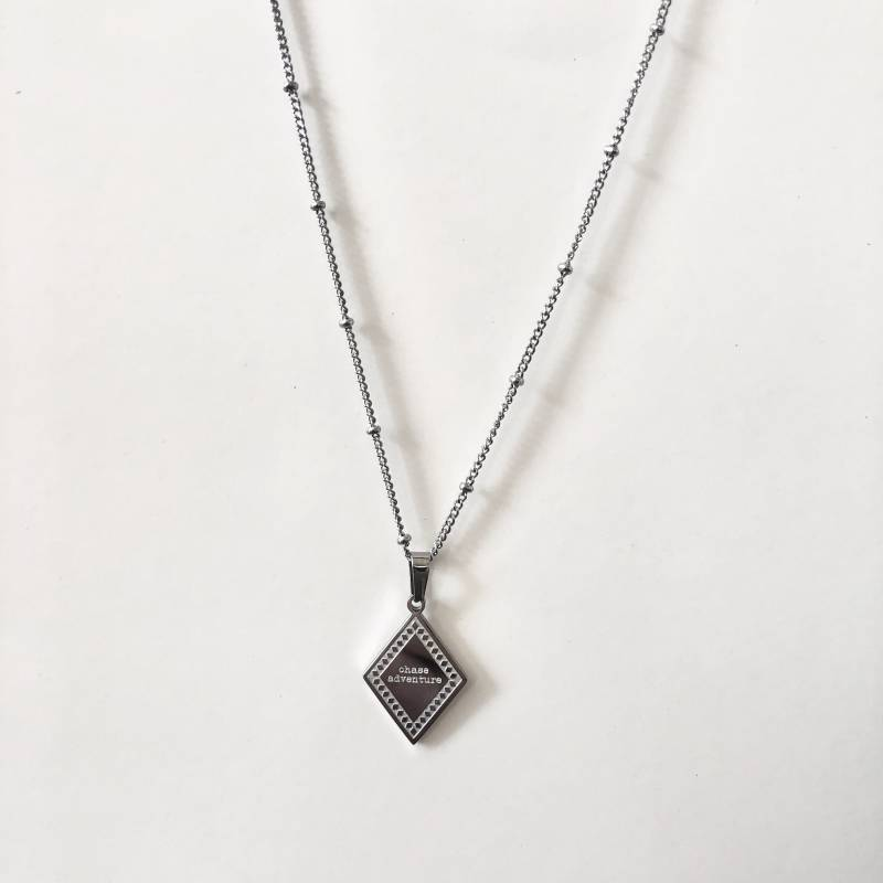 Ketting Chase Adventure Zilver