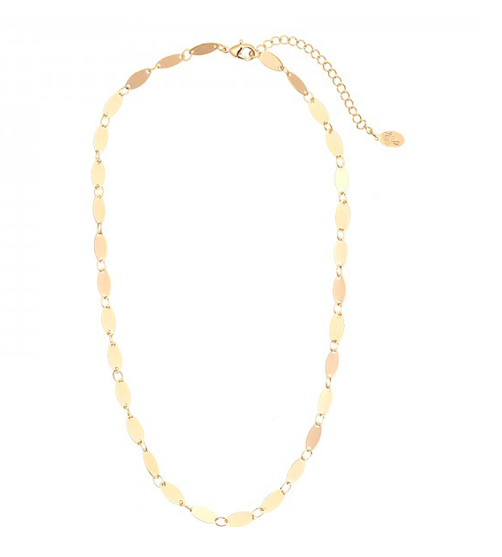 Ketting Sweet Ovals Goud