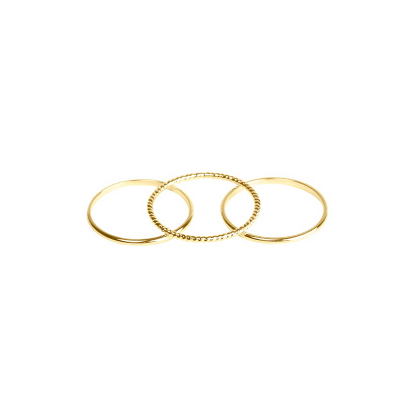 Rings The Three Musketeers Goud