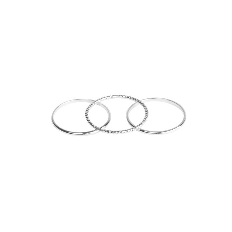 Rings The Three Musketeers Zilver