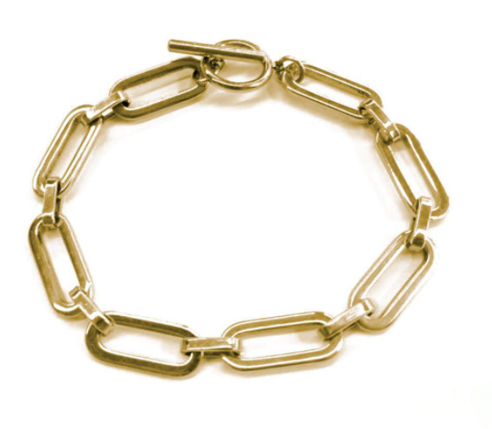 Armband Open Chains Goud