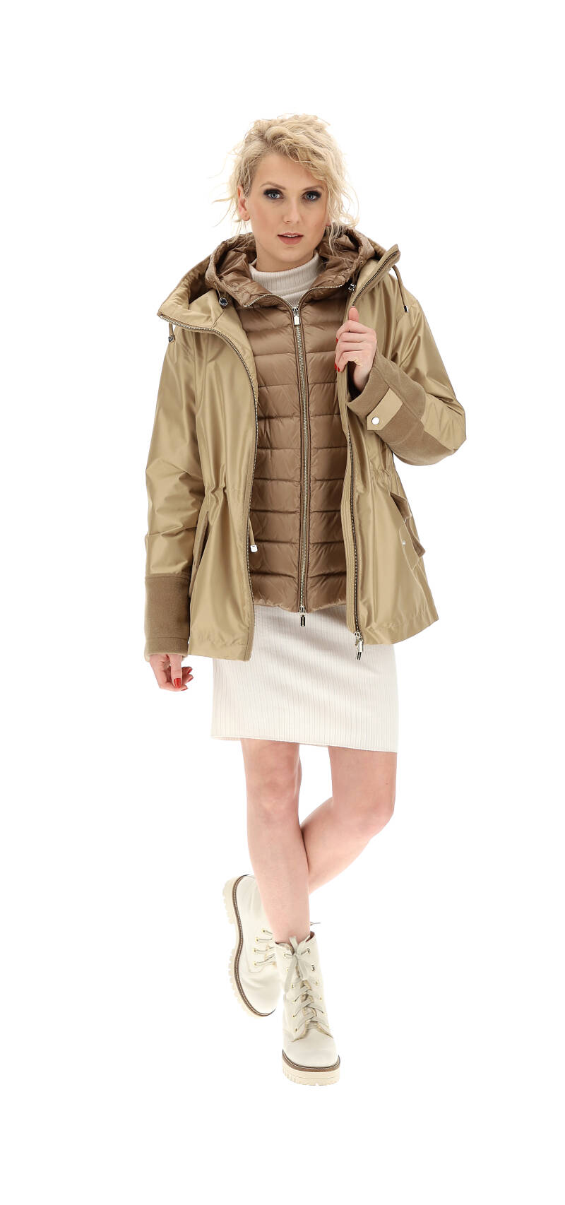 Parka - DIEGO M - NEW COLLECTION