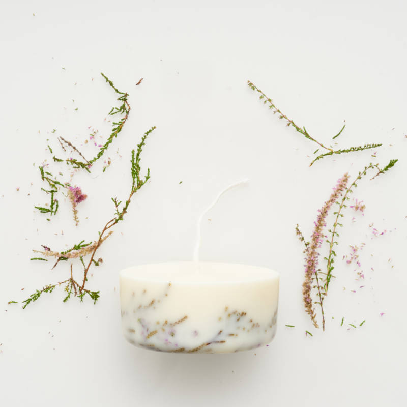 Wild Heather scented candle 220ml