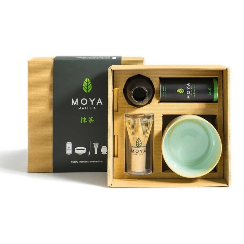 MOYA MATCHA TRADITIONAL ceremonial set