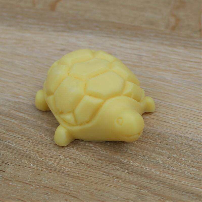 "Organic body soap for small hands ""turtle"