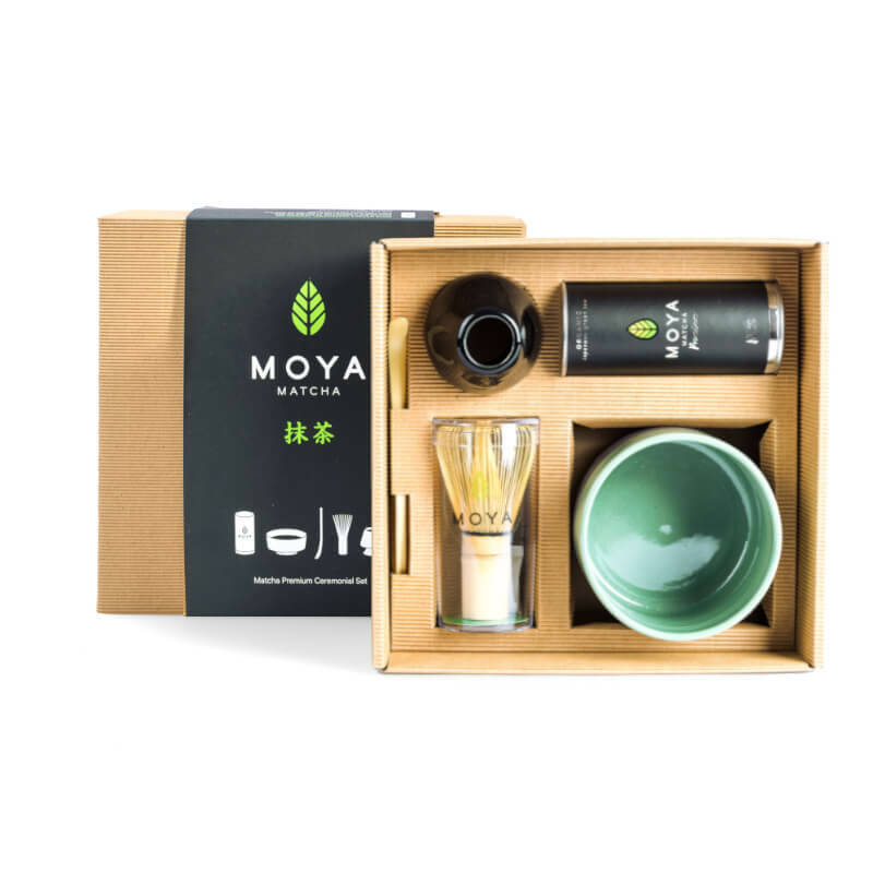 MOYA MATCHA CEREMONIAL SET NOZU