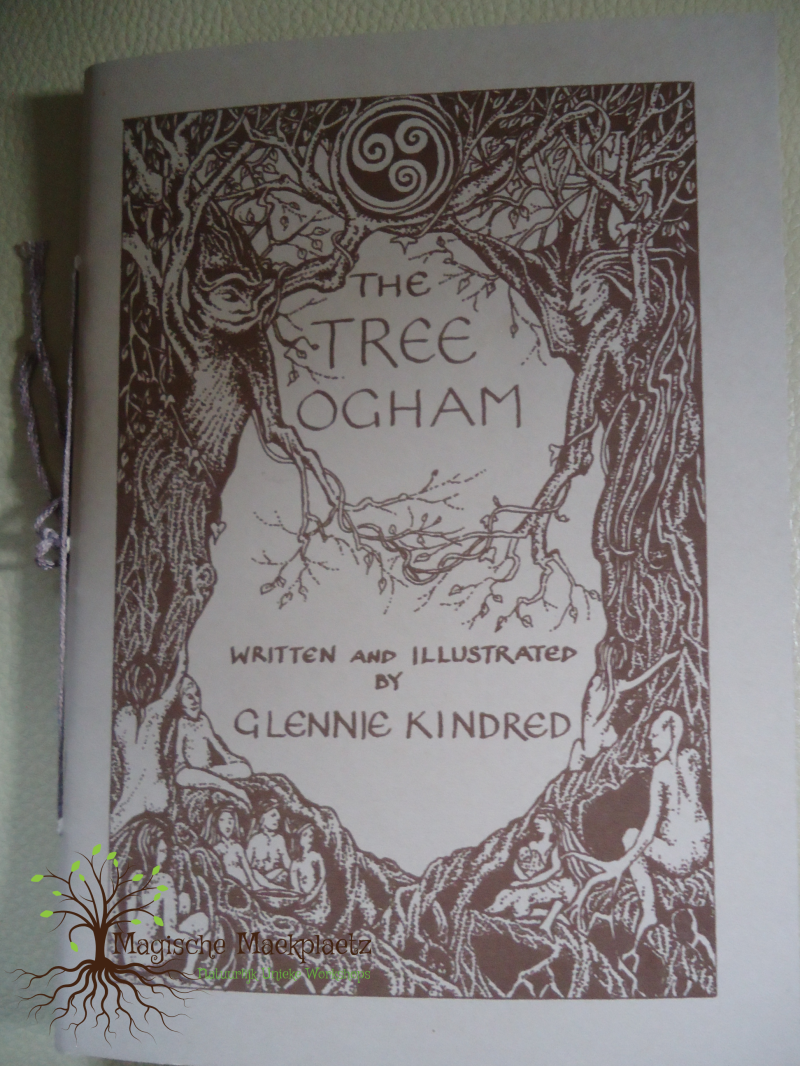 The Tree Ogham van  Glennie Kindred