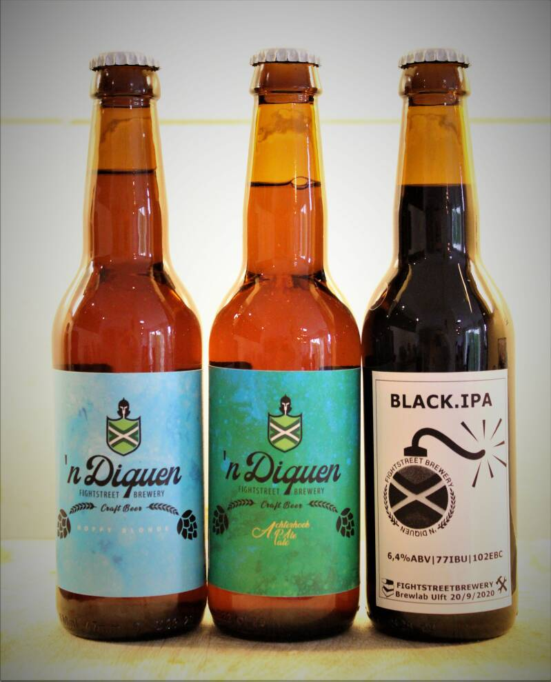 LIMITED 3-PACK - BLACK IPA, A.P.A. + HOPPY BLONDE
