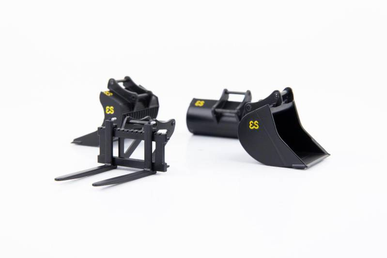 Eurosteel S60 Attachments
