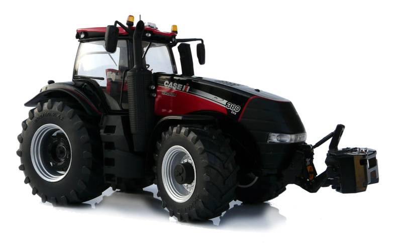 Case IH Magnum 380 Black-Red Limited Edition