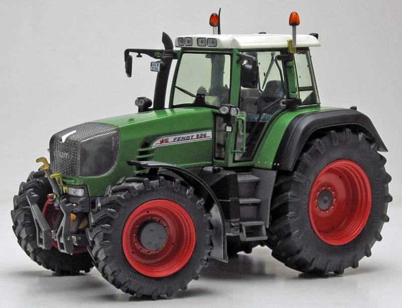 Fendt 926 TMS 3nd Generation (2002-2007)