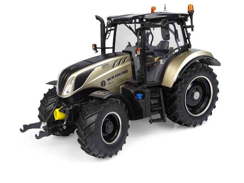 New Holland T6.175 50th anniversary metallic Gold edition