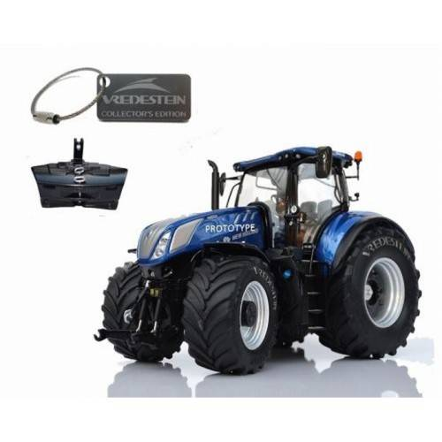 New Holland T7.315 HD Blue Power Vredestein Edition