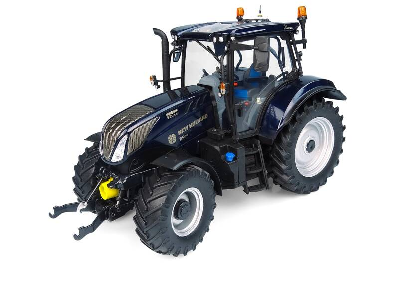 New Holland T6.175 50th anniversary metallic Blue edition