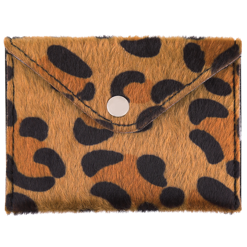 Wallet Furry spots camel