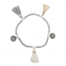 Bracelet Tassels & stripes