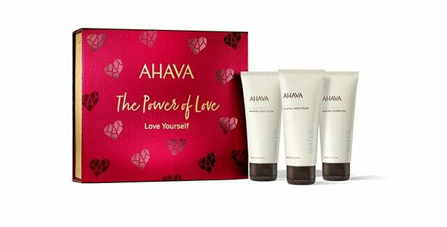 Love Yourself - Ahava Holliday collection 2010