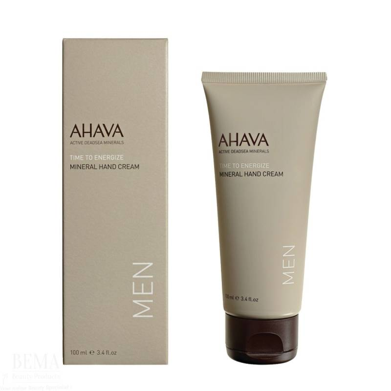 Men's Mineral Hand Cream 100 ml