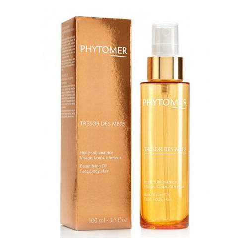 Trésor des Mers – Beautifying Oil Face, Body, Hair