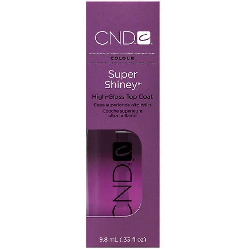 Topcoat Super Shiney CND 9,8 ml