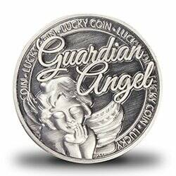 Geluksmunt ''Guardian Angel''