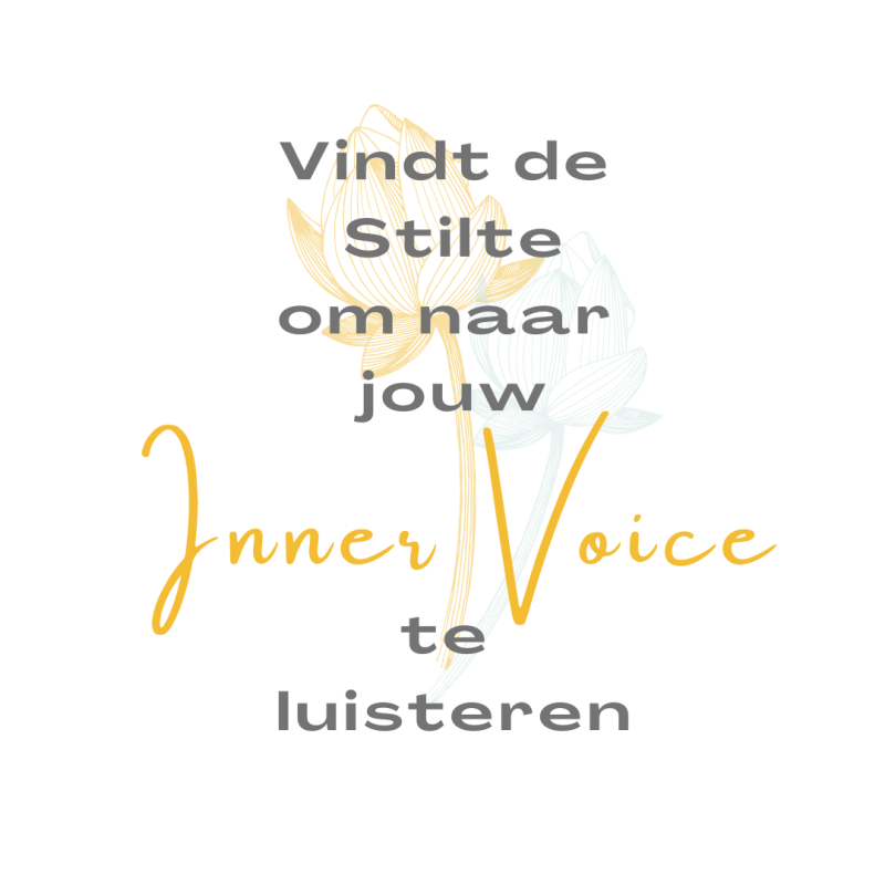Say YES to your InnerVoice  [+ 3 uur sessie]