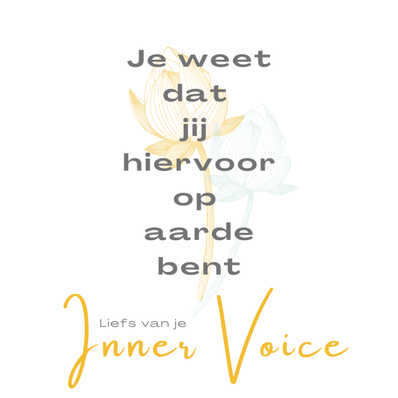 SHARE your InnerVoice