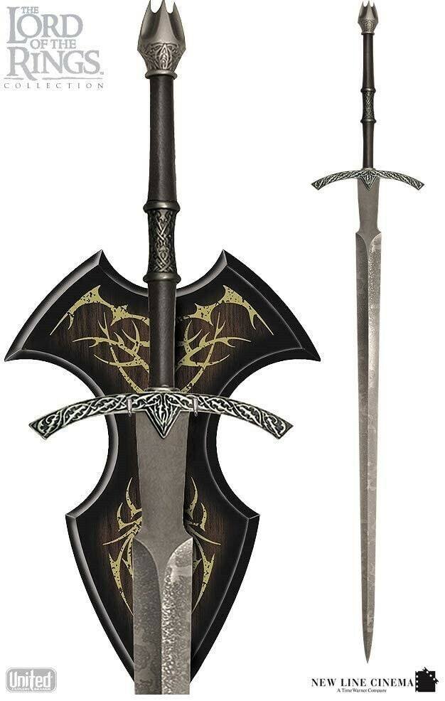 Lord of the Rings Replica 1/1 Sword of the Witch King 139 cm