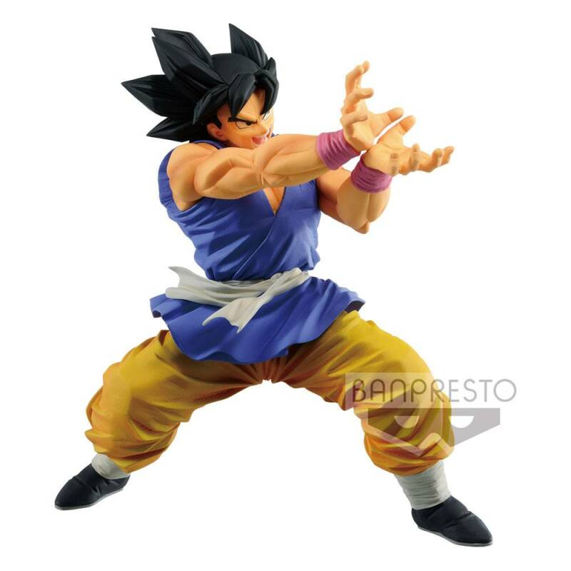 Dragon Ball GT PVC Statue Ultimate Soldiers Son Goku 15 cm